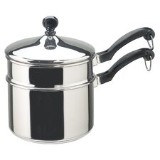 Classic 2 Qt. Double Boiler with Lid