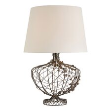 "Mariposa 29.5"" H Table Lamp with Empire Shade"
