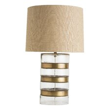 "Garrison 32.5"" H Table Lamp with Empire Shade"