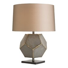 """Drea 27"""" H Table Lamp with Empire Shade"""