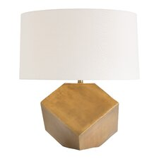 "Jordan 26"" H Table Lamp with Empire Shade"