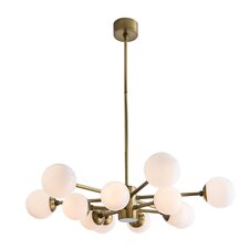 Karrington 12 Light Chandelier