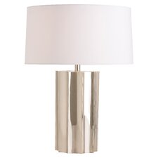 "Jensen 25.5"" H Table Lamp with Empire Shade"