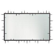 Spiked Rectangular Mirror