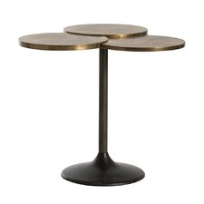 Barry Dixon for Arteriors Trefle End Table