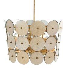 Barry Dixon for Arteriors 13 Light Drum Pendant