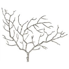 Edwin Metal Tree Branch Wall Sculpture