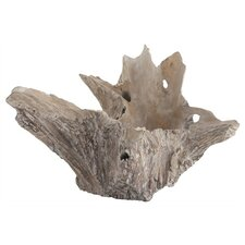 Nantucket Driftwood Decorative Bowl