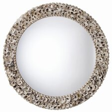 Kipling Authentic Oyster Shell Mirror