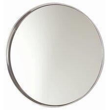 Ollie Polished Aluminum Mirror