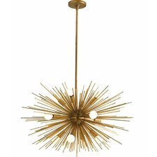 Zanadoo 12 Light Pendant