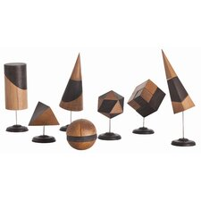 7 Piece Geo Sculpture