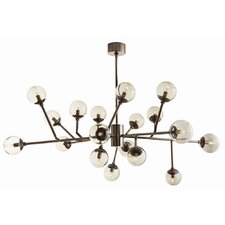 Dallas 18 Light Mini Chandelier