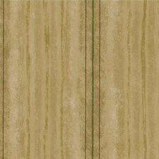"""Lodge Décor 33' x 20.5"""" Stripes Wallpaper"""