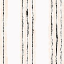 "Whimsical Children's Vol. 1 20.5' x 33"" Stripes Wallpaper"
