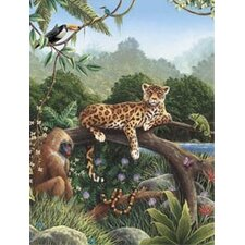 Modern Murals The Rainforest Wall Mural
