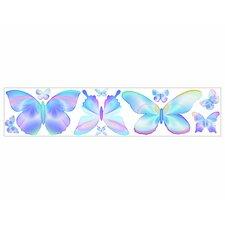 Fluttering Butterflies Freestyle Wall Decal