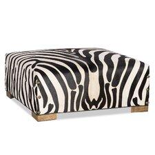 Hobbs Ottoman Zebra