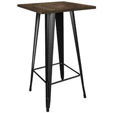 Loft Black Pub Table