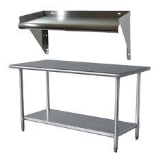 Sportsman Series Stainless Steel Top Workbench