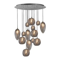 Cosmos 14 Light Globes Chandelier