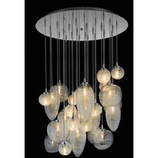 Cosmos 28 Globes Chandelier