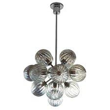 Perle 17 Light Globes Chandelier