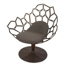 Mosaico Swivel Arm Chair