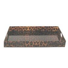 Leopard Perfume Tray