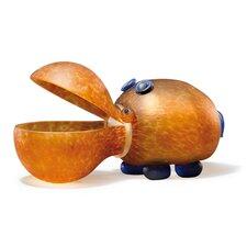 Borowski Hippo Decorative Bowl