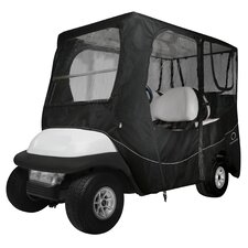 Fairway Deluxe Golf Car Enclosure