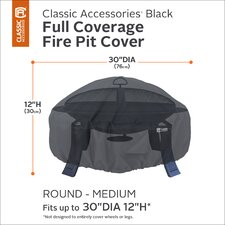Classic Fire Pit Cover