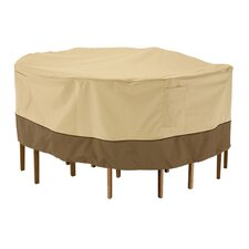 Round Table and Chair Cover