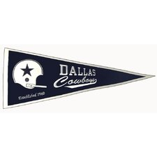 NFL Flags Dallas Cowboys Pennant