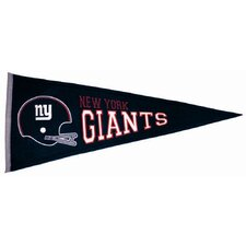 NFL Flags New York Giants Pennant