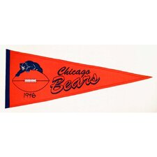NFL Flags Chicago Bears Pennant
