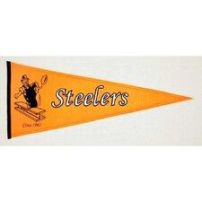 NFL Flags Steelers Pennant