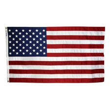 Tough-Tex Woven Traditional US Flag