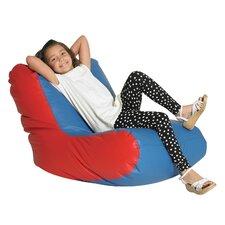 Child's Bean Bag Chaise Lounge