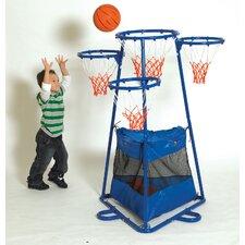 4 Ring Basketball Set