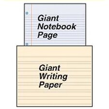 Chart Giant Notepad (Set of 3)