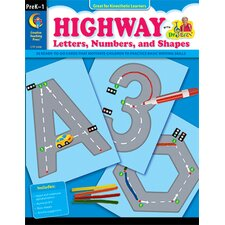 Highway Letters & Numbers