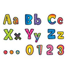 Poppin Patterns Designer Letters