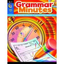 Grammar Minutes Grade 3 Book