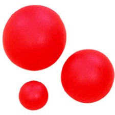 High Density Ball Coated Foam (Set of 4)