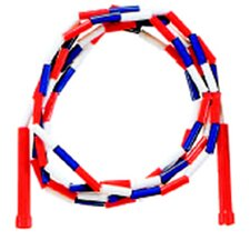 Jump Rope Plastic 10 Sections (Set of 3)