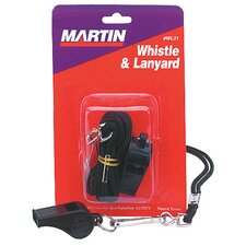 Whistle and Lanyard No P20 & Lanyard (Set of 3)