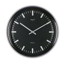 "4.8"" Dome Glass Wall Clock"