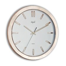 """13.6"""" Front Ring and Indexes Wall Clock"""