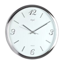 "15"" Designer Wall Clock with Raised Dial"
